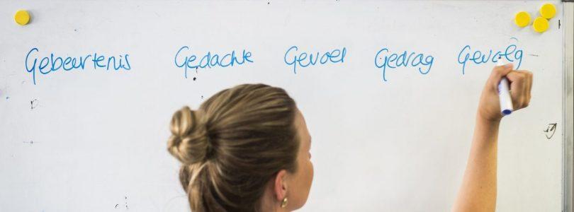 AFPN Groningen whitebord